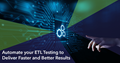 Automation Solution for Faster & More Efficient ETL Testing | Pyramid Consulting